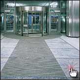 Fußmatte Sauberlaufzone Schmutzmatte Abtreter Eingangsbereich  Berlin, Potsdam, Brandenburg