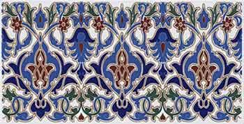 orientalische fliesen andalusische historisch arabische. Black Bedroom Furniture Sets. Home Design Ideas