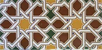 Orientalische, andalusische, arabische Fliesen Gaya Fores kaufen, Preis, H�ndler in Berlin Potsdam