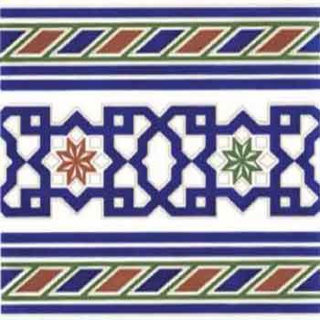 Orientalische Fliesen Andalusische Historisch Arabische Spanische - Marokkanische fliesen hamburg