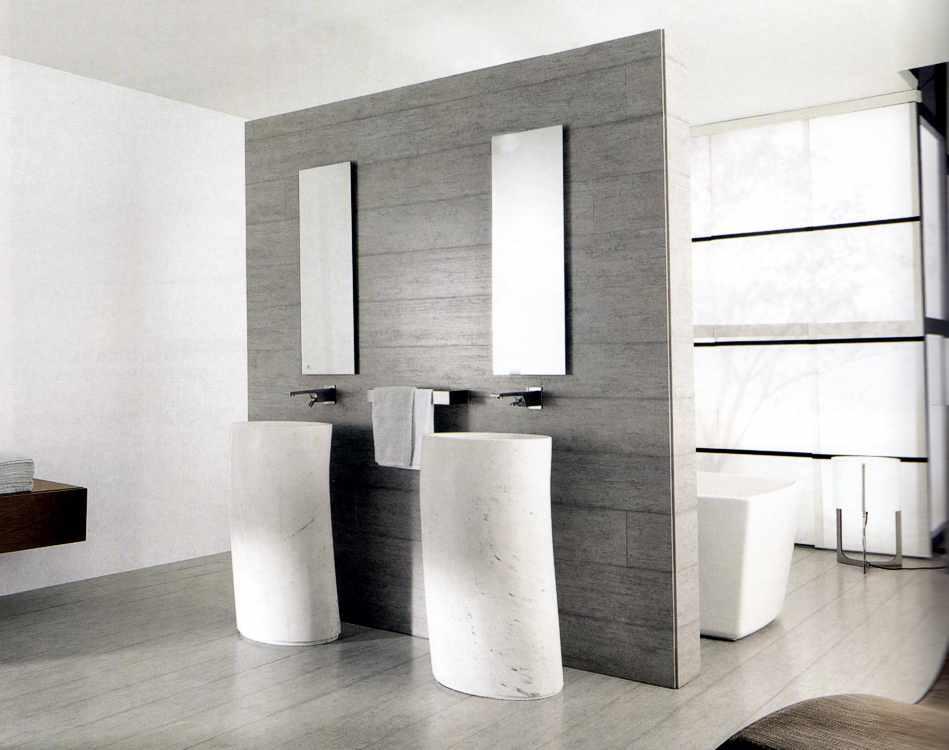 Badezimmer Grau ~ Kreative Bilder Für Zu Hause Design-Inspiration