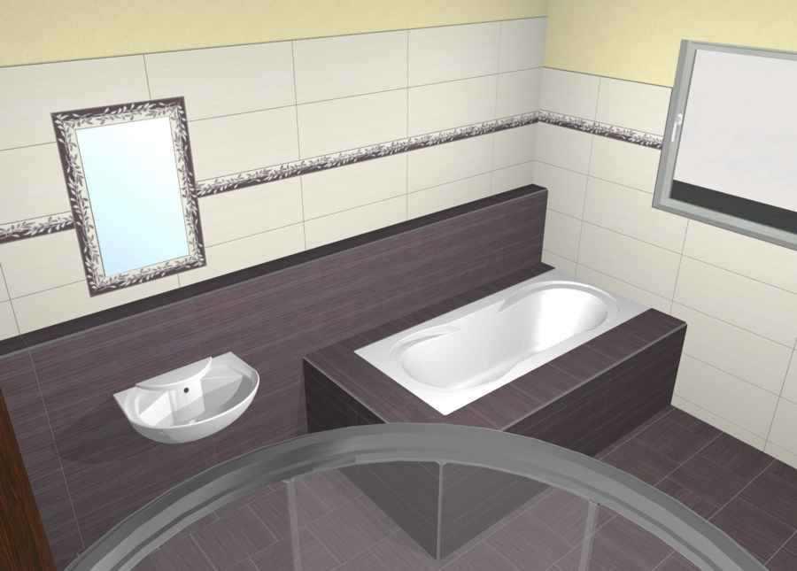 Pvc Badezimmer Wand