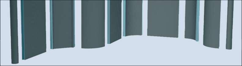 gerundete w nde aus bauplatten wedi bauplatte wedi consruct wediplatten berlin potsdam und berlin. Black Bedroom Furniture Sets. Home Design Ideas