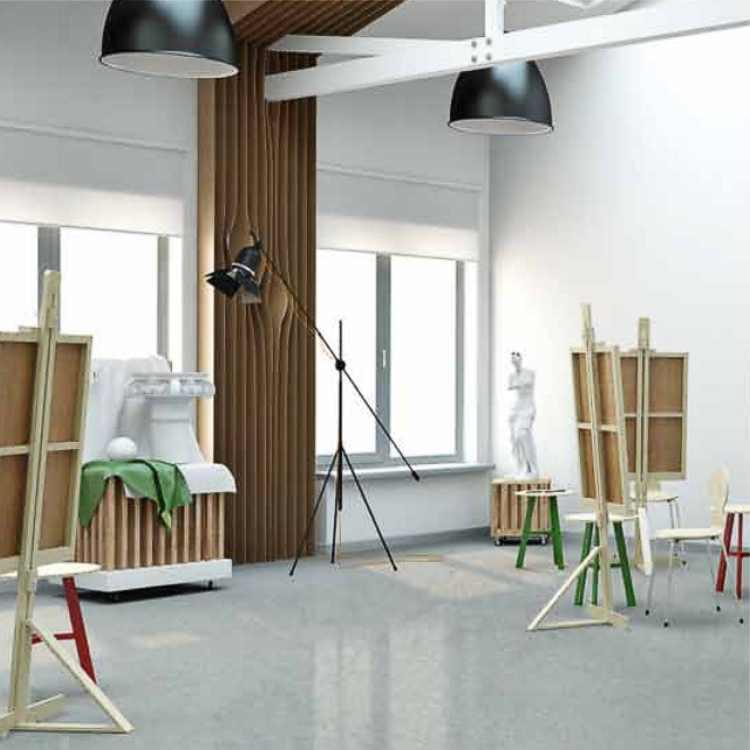 designboden fugenlos beton verlegen kerana. Black Bedroom Furniture Sets. Home Design Ideas