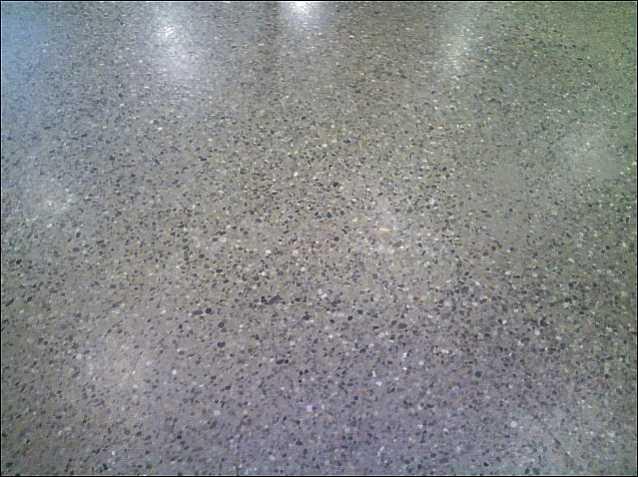 Kristallisieren Aufarbeiten Von Steinboden Schleifen Marmor