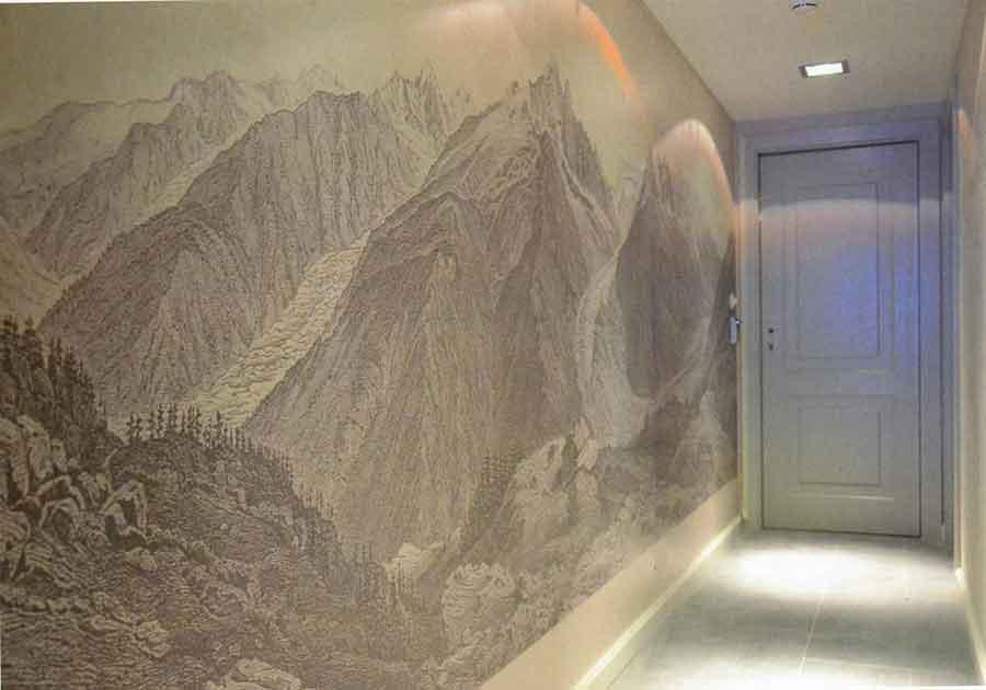 Stucco Pompeji stucco pompeji frescotechnik fresco fresko technik kaufen preis