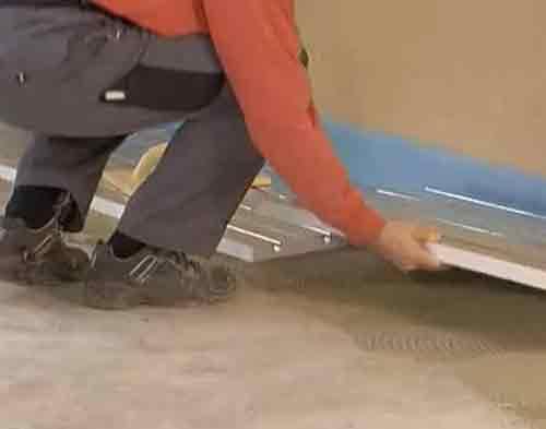 Fußbodenheizung Ohne Estrich ~ Permatop bodenheizung ohne estrich fußbodenheizung blanke mit fliesen