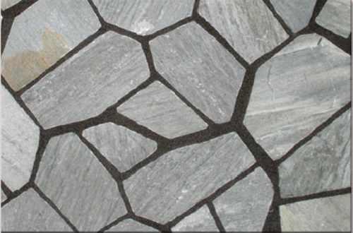 Naturstein Polygonalplatten grau Quarzit, Schiefer, Sandstein, Polygonalplatte, Bruchplatten Naturstein Berlin, Potsdam, Brandenburg