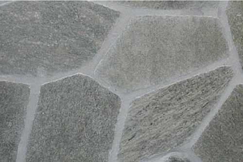 Naturstein Polygonalplatten Schiefer Quarzit grau Netz, Quarzit, Kalkstein, Sandstein, Polygonalplatte Terrasse, Bruchplatten grau Berlin, Potsdam, Brandenurg