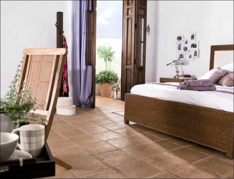 welche farbe passt zu terracotta fliesen awesome sehr. Black Bedroom Furniture Sets. Home Design Ideas