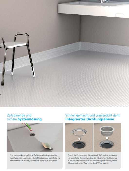bodengleiche duschtasse duschwanne ebenerdige bodenebene. Black Bedroom Furniture Sets. Home Design Ideas