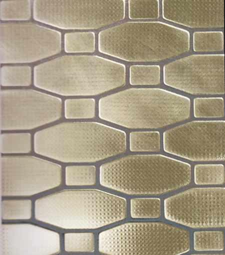 Metallmosaik, Edelstahl Mosaik, Edelstahlmosaik Berlin, Potsdam, Brandenburg