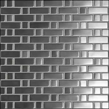 Edelstahl Mosaik, Metall Mosaik Metallmosaik Edelstahl Fliesen matt u. glänzend Potsdam, Brandenburg