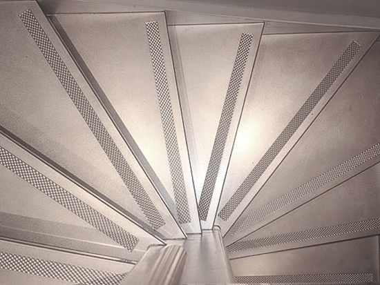 Treppenstufen Edelstahl, Stufe, Treppe Edelstahl Treppenstufe, Edelstahlstufen Edelstahl Treppe, Potsdam, Brandenburg