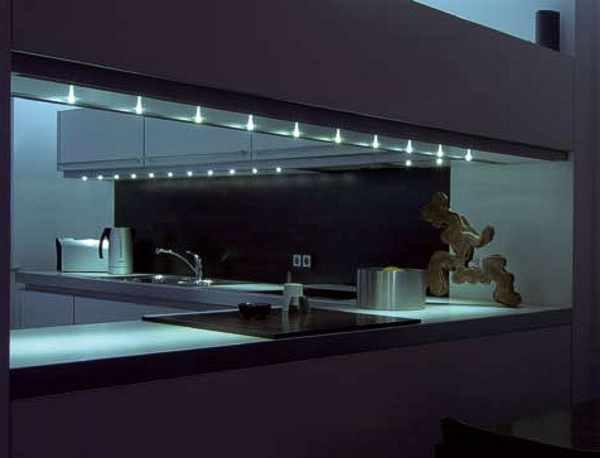 Lichtakzentpunkte, Einbaustrahler Fliesenlicht Dotspot Dot spot
