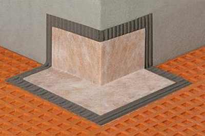 entkopplungsmatte schl ter ditra ditramatte schl ter matten fliesen verlegen potsdam berlin. Black Bedroom Furniture Sets. Home Design Ideas