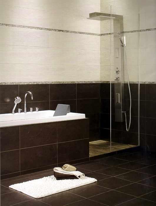 weisse fliesen bordure. Black Bedroom Furniture Sets. Home Design Ideas