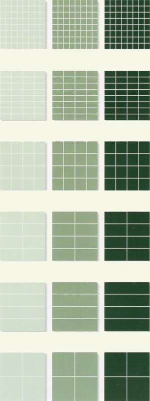 Farbige Fliesen Und Mosaik Fliesenfarben Fliesen RALFarben - Fliesen 10x10 bunt