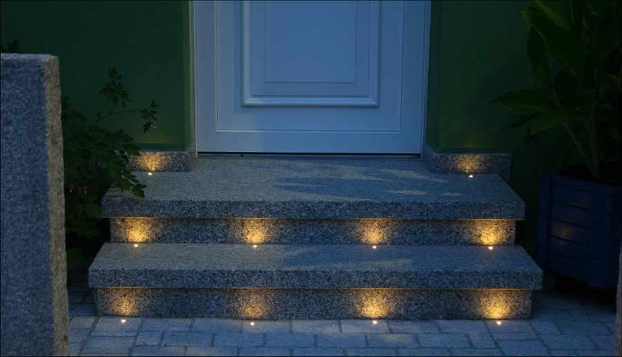 lichtakzentpunkte einbaustrahler fliesenlicht dotspot dot spot. Black Bedroom Furniture Sets. Home Design Ideas