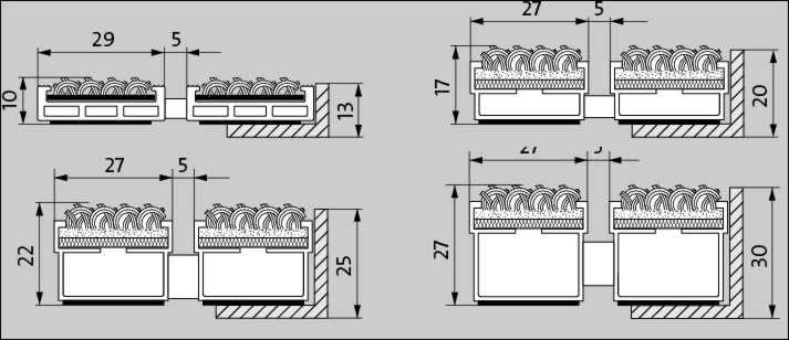 fu matte sauberlaufzone schmutzmatte abtreter eingangsbereich ripsstreifen ma e. Black Bedroom Furniture Sets. Home Design Ideas