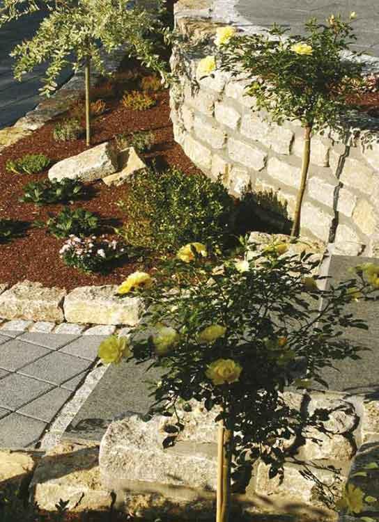 Natursteinmauer, Gartenmauer, Trockenmauersteine, Mauer Steine Naturstein Kalkstein Trockenmauer Berlin, Potsdam, Brandenburg