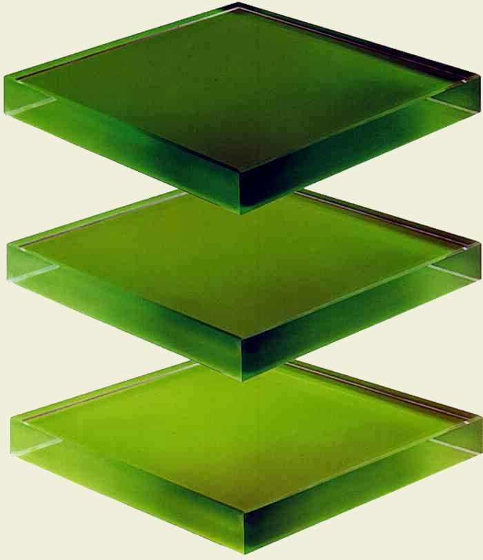 Glasfliesen  Glasfliesen, Fliesen aus Glas, Glasfliesen Farben, Vetrocolor ...