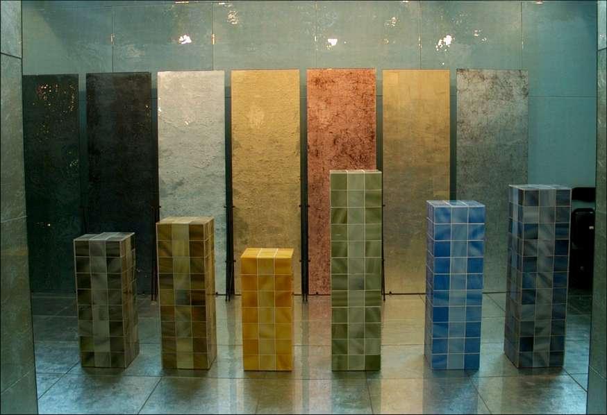 Glasfliesen und Großplatten Berlin, Potsdam, Brandenburg