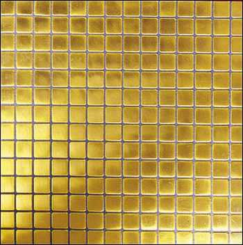 Goldfliesen Edelmessing Gold Mosaik Gold Fliesen Gold Wand