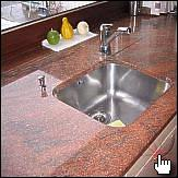 Granit, Marmor, Schiefer, Naturstein, Stein Arbeitsplatte, Waschtisch,   Berlin, Potsdam und Brandenburg