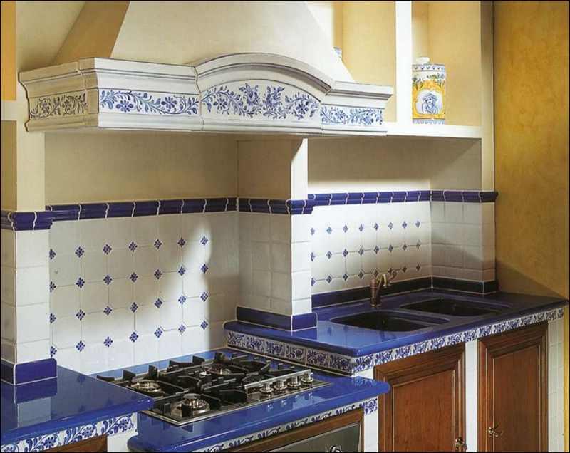 Kuche Blaue Fliesen ~ Möbel Ideen Und Home Design Inspiration