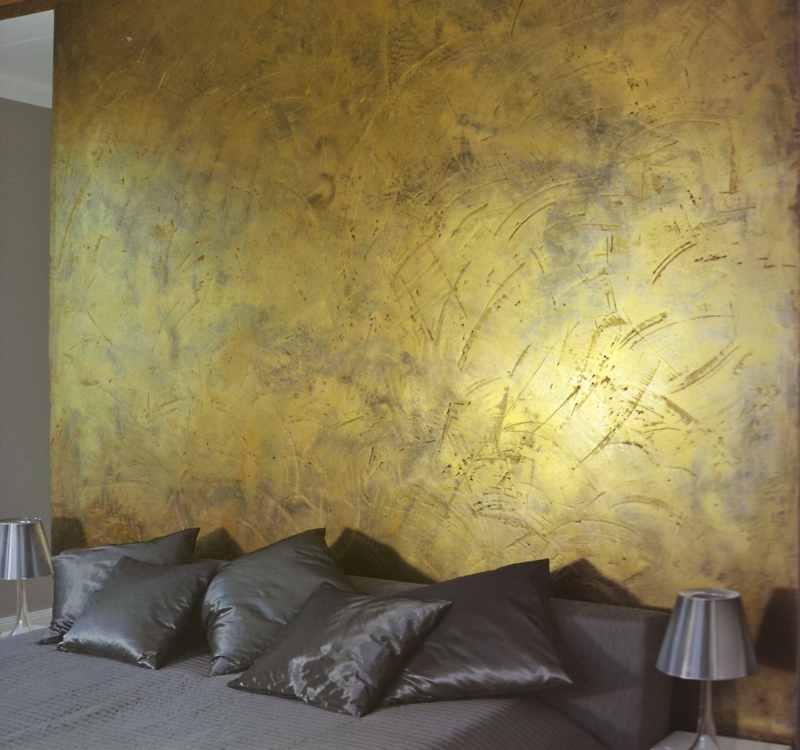 Wandverkleidung mit Stucco Pompeji Spachtel oder mit Naturstein, Kamine Berlin, Potsdam Brandenburg Autor Siegfried Nolting