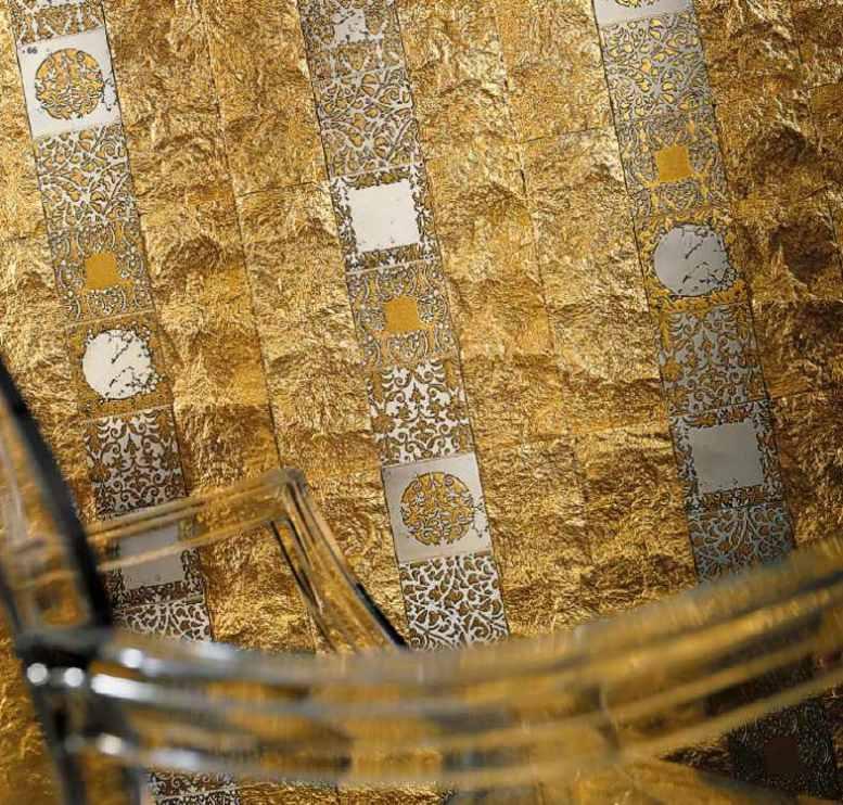 Goldfliesen Gold fliesen, Goldmosaik, Luxusfliesen, Fliesen vergoldet, Preis, kaufen, Information, Händler Berlin, Potsdam, Brandenburg