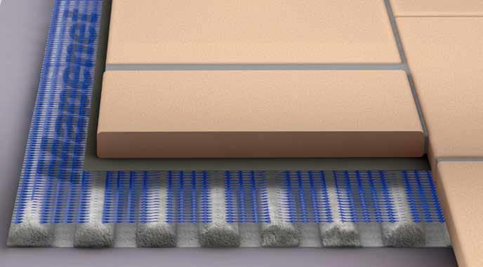 mapei bdc system terrassenverlegung fliesen auf terrasse. Black Bedroom Furniture Sets. Home Design Ideas
