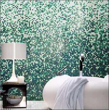 Farbverläufe Mosaik, Farbverlauf Mosaik, Farbverlauf Mosaikfliesen Berlin, Potsdam und Brandenburg