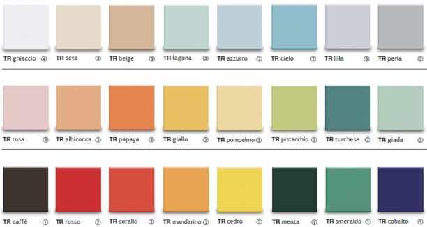 Mosaik Architekturfarben uni Angebot, Shop, Händler kaufen in Berlin, Potsdam, Brandenburg