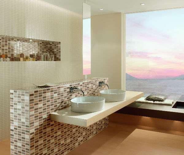 In fliesen eingeschnittenes mosaik mosaikfliesen fliese - Badezimmer mosaik ...