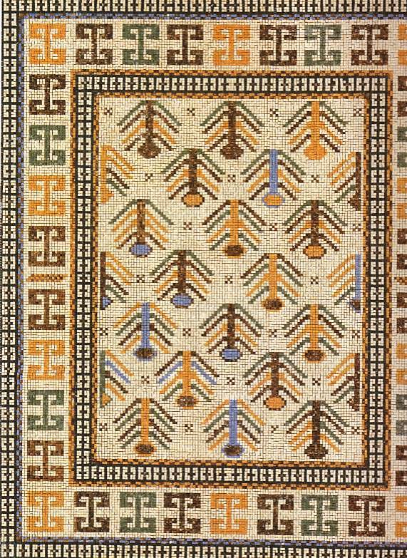 Mosaikteppich, Marmorteppich, Mosaikteppiche Berlin, Potsdam