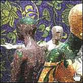 Sicis Mosaik, Bisazza Mosaik, Sicis Fliesen, Villiglas Berlin, Potsdam und Brandenburg