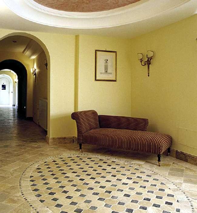 fliesen naturstein rosetten rosonen bodendekoration bodenteppiche berlin potsdam und. Black Bedroom Furniture Sets. Home Design Ideas