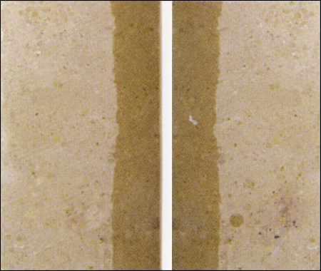 randverfaerbung naturstein marmor durch silikon fettenfernen flecken entfernen berlin potsdam. Black Bedroom Furniture Sets. Home Design Ideas