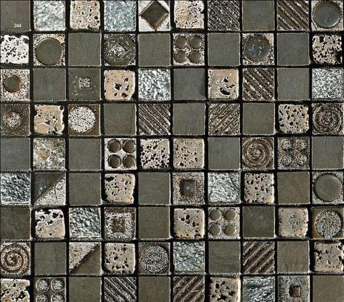 Marmor, Kalkstein, Travertin, Naturstein Mosaik grau Silber dekoriert Preis, kaufen, Information, Händler Berlin, Potsdam, Brandenburg