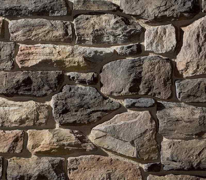 Stein verblender steinriemchen mit fuge - Natursteinplatten wand ...