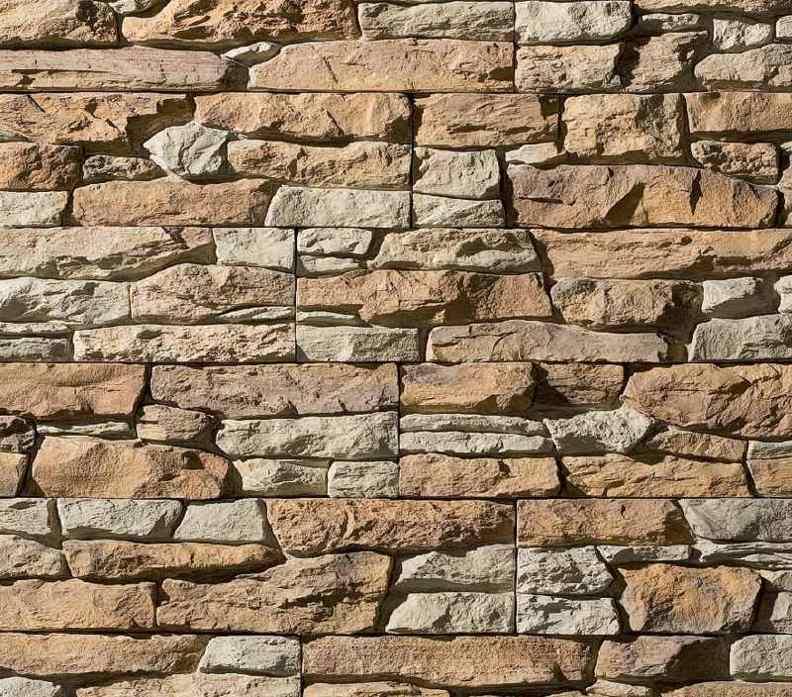 Verblender riemchen kunststein steinriemchen for Wand naturstein innen