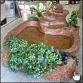 Naturstein Bildhauerarbeiten, Brunnen, Figuren Granit Marmor, Garten Berlin, Potsdam und Brandenburg