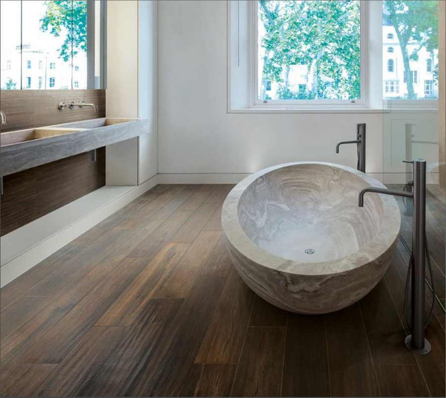 fliesen holz | badezimmer & wohnzimmer, Moderne deko
