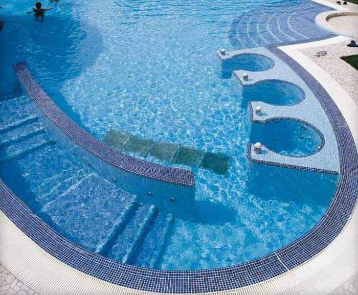 Schwimmbad Mosaik Schwimmbad Fliesen Sanieren Renovieren Berlin