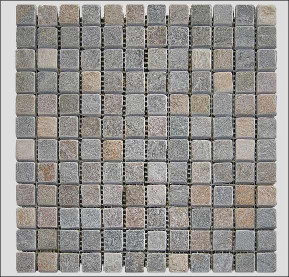 Quarzit, Quarzitmosaik ,Fliesen und Platten, Polygonal Quarzit Berlin, Potsdam und Brandenburg