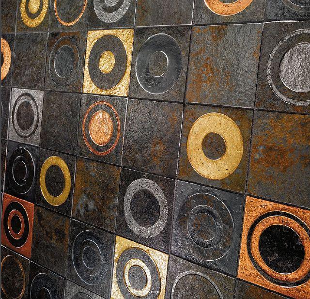 kupferfliesen kupfermosaik fliesen verkupfert kupfer fliesen mosaik berlin potsdam brandenburg. Black Bedroom Furniture Sets. Home Design Ideas