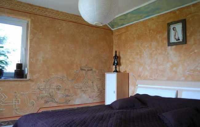 Spachteltechnik Wand Spachtel Stucco Pompeji Wandgestaltung Maler Bilder Marmor Spachtelputz Berlin, Potsdam, Brandenburg