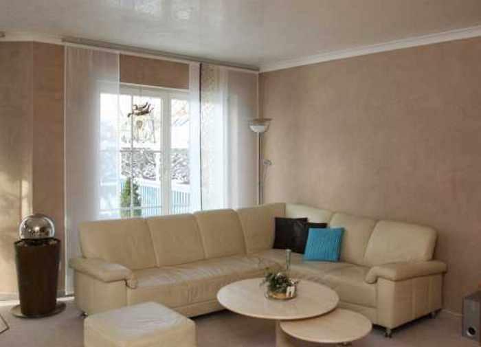 Wandspachtel wandbeschichtung spachteltechnik stucco for Farbige wandgestaltung wohnzimmer